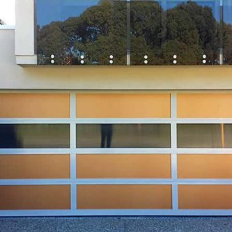 Volt Aluminium Frame With Bronze Composite Panel Dark Tint Honeycomb Insert Ii